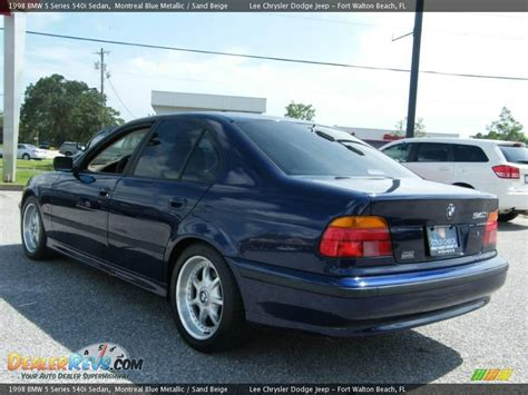 1998 bmw 540i bmw 5 series 540i 1998 auto images and specification
