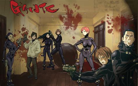 film gore seru manga quot gantz quot diangkat jadi anime 3dcg pada 2016