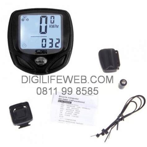 Wifi Oksigen speedometer sepeda wireless sd546c
