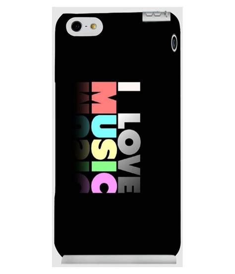 iphone print layout mobile case print design i love music for iphone 4 4g