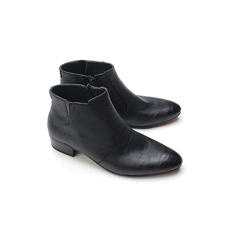 pointed toe boots mens mens pointed toe high heels ankle boots