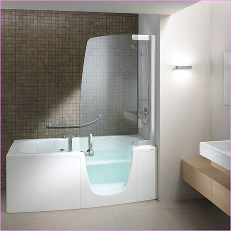 walk in bathtub and shower combo walk in shower tub combo bath pinterest shower tub