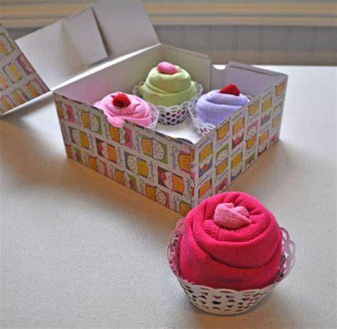 Handmade Things For Newborn Baby - regalos originales para beb 233 s cupcakes de ropa