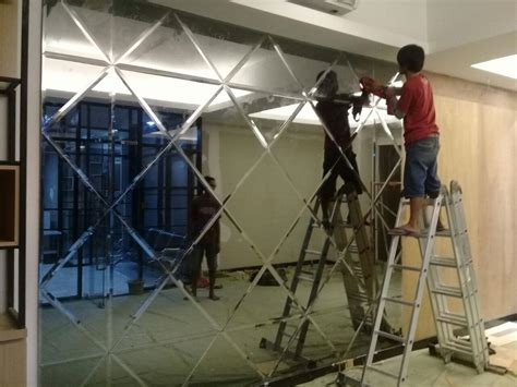 Cermin Jakarta jual kaca cermin harga murah jakarta oleh toko indah kaca