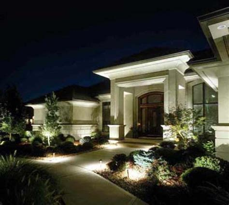 Installing Low Voltage Landscape Lighting How To Install Low Voltage Landscape Lighting House Lighting