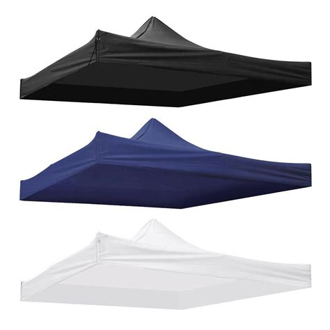 patio tent cover ez pop up canopy top replacement patio outdoor sunshade