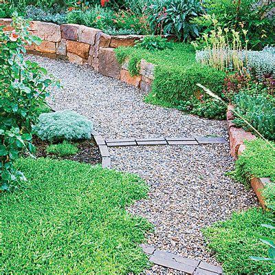 Pea Gravel Path 41 Gorgeous Garden Paths