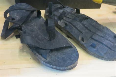 ho chi minh sandals war exhibit is open iowa radio