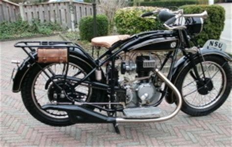 Motorrad Fuchs Oldtimer fuchs motorrad bikes nsu 501 t