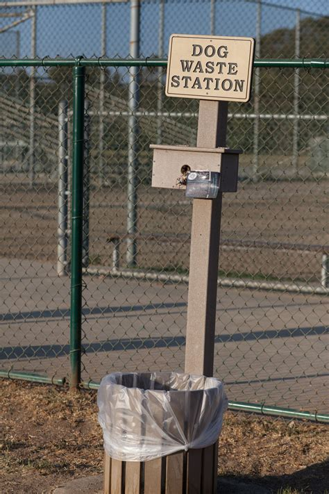 waste station barrington park shade many amenities