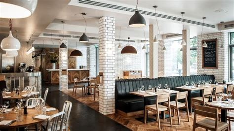 Tom's Kitchen   Canary Wharf   British Restaurant