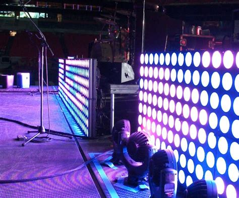 Nexus 4 Light by Chauvet Professional Nexus 4x4 Led Wash Light Planet Dj