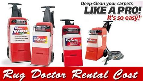 Rug Doctor Pricing by Rug Doctor Rental Cost Rug Doctor Coupon