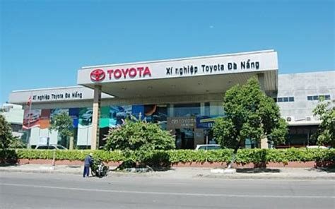 Toyota Central City Toyota Mobility Foundation Heads To Da Nang