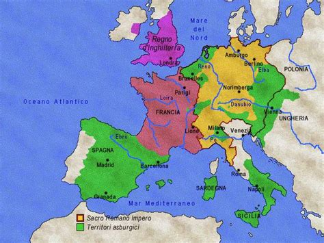regno ottomano xvi sec l impero di carlo v