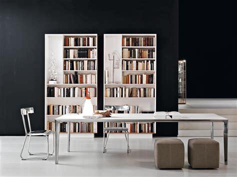 libreria d d 357 1 libreria scaffali molteni c architonic