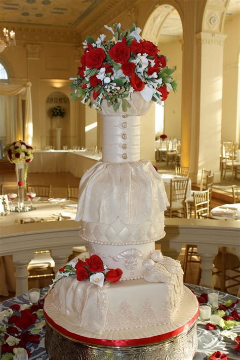 cakes by la meeka atlanta wedding cakes