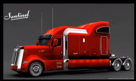 concept semi truck concept trucks michael rigs semi trucks