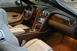 Bentley Continental Gt Interior 2015 Bentley Continental Gt Interior Top Auto Magazine