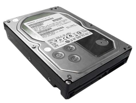 Hdd Hitachi 1tb hitachi ultrastar 2tb 64mb 7200rpm 3 5 quot enterprise sata 6 0gb s drive ebay