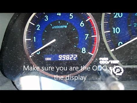 How To Reset Maintenance Light On 2004 Toyota Camry How To Reset Toyota Lexus Maintenance Required Light