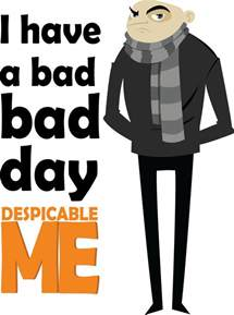 Bad Day From Despicable Me Despicable Me By Lain444 On Deviantart