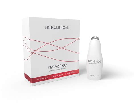 skinclinical light therapy anti aging device reviews light therapy amazon com