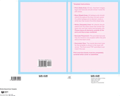 book publishing templates templates when self publishing a book different print