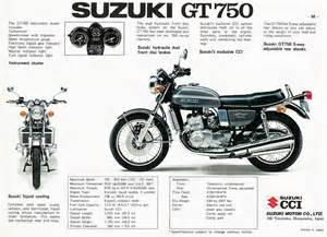 Suzuki Gt750 Specs Suzuki Gt750