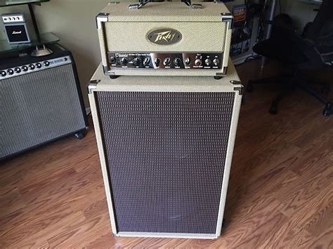 Peavey Classic Cabinet by Peavey Classic 20 Guitar Matching 212 C Reverb