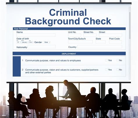 Obtaining A Criminal Record Check Considering A Criminal Record Moss Bollinger Llp