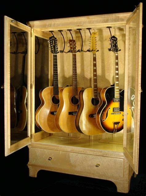 guitar armoire guitar humidor cabinet mf cabinets
