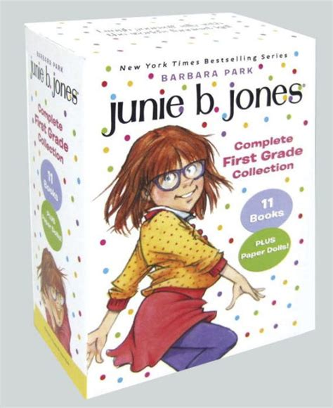 pictures of junie b jones books junie b jones complete grade collection books 18