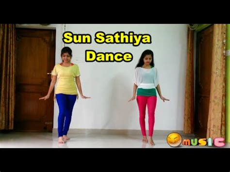 Tutorial Video Of Sun Sathiya | sun sathiya full song abcd 2 dance tutorial shweta