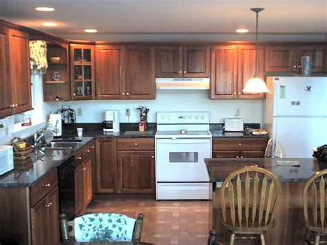 comfortable graceful remodel kitchen cabinets idea