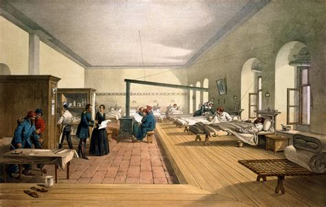 Private Dining Rooms Philadelphia Florence Nightingale Ward In The Hospital At Scutari