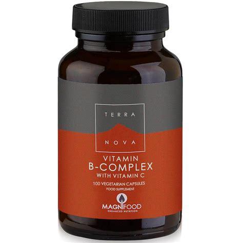 Vitamin B Complex Di Farmasi Terranova B Complex With Vitamin C