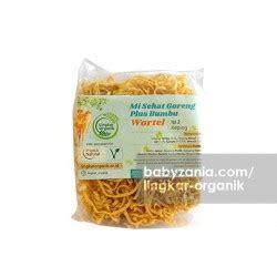 Mie Sayur Organik Wortel jual organik perlengkapan bayi harga murah di jakarta