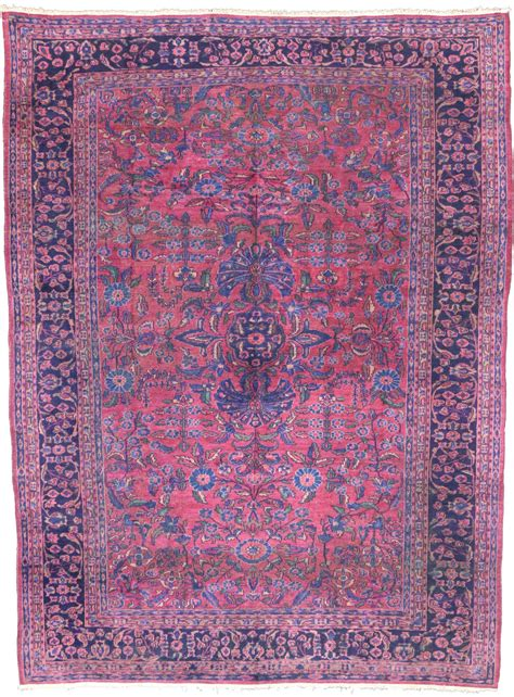 Antique Area Rug Distressed Antique Tabriz Area Rug For Sale At 1stdibs
