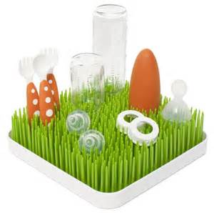 baby bottle drying rack grass style drying rack