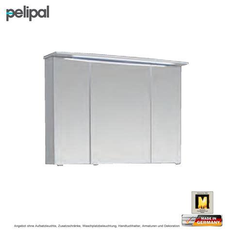 spiegelschrank 90 cm led pelipal solitaire 6005 spiegelschrank 90 cm mit led kranz