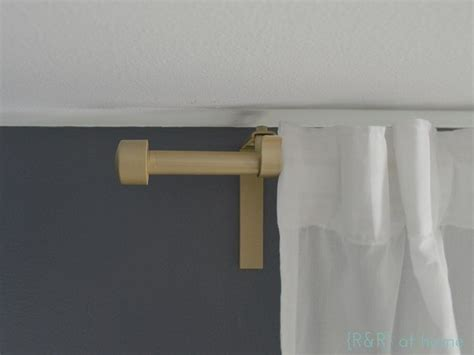 expensive curtain rods 27 genius ways to make inexpensive furniture look expensive