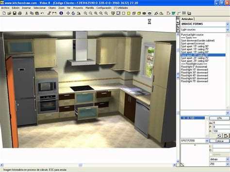 2020 kitchen design free download luces kitchendraw youtube