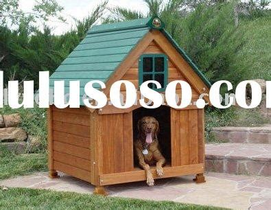 weather proof dog house large weather proof wooden dog run for sale price china manufacturer supplier 1292997