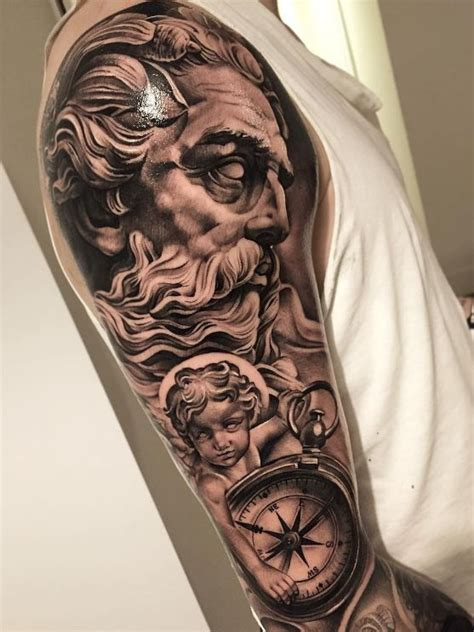 zeus tattoos best 25 zeus ideas on