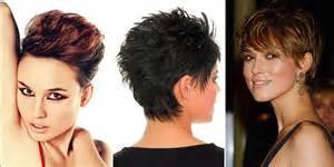 coupe cheveux court tendance 2016 coiffure simple et facile