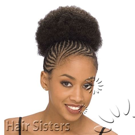 plaited hairstyles for black women 2013 freetress synthetic ponytail afro 5 my favorite styles