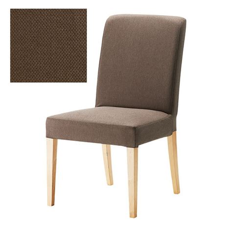 slipcovers for ikea chairs ikea henriksdal chair slipcover cover 21 quot 54cm dansbo