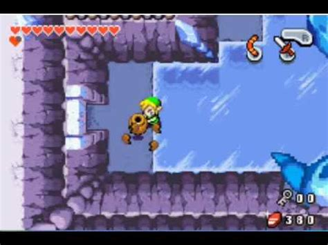 temple of droplets minish cap walkthrough chapter 8 temple of droplets part a