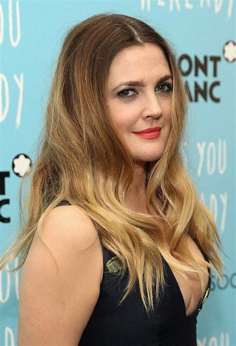 %name Hair Coloring   Drew Barrymore Hair, Hairstyle, Haircut, Hair Color   Trendy Celeb